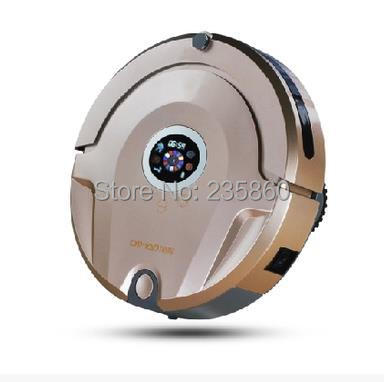 Intelligent cleaner Robot @ intelligent vacuum cleaner Sweep mop Fall Prevention Virtual Wall Automatic recharge RC control(China (Mainland))