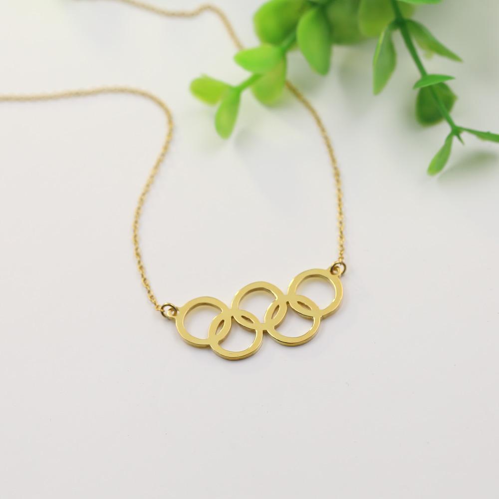 Achetez en gros olympique anneaux bijoux en ligne des grossistes olympique - Anneau des jeux olympique ...