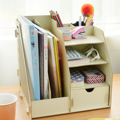 Homemade desk organizer bing images - Desk organizer diy ...