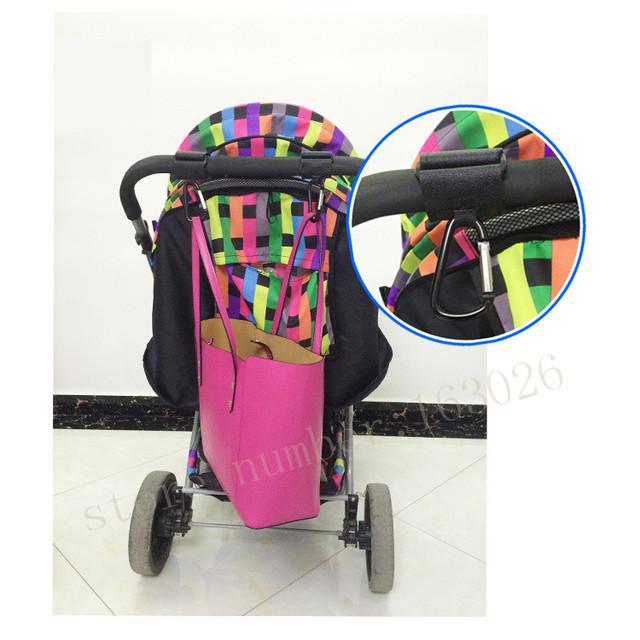 Детская коляска крюк коляска аксессуары универсальные крючки коляска крючки вешалка ...