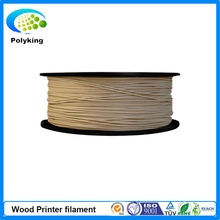 High Quality Hot-Selling Wood Filament 3D Printer Material 1.75mm default 0.3mm Optional