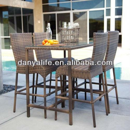 DYBAR-D5425, DANYA Garden Bar Set, Bar Stools & Tables, Outodor Bar Set, Outdoor Furniture, Patio Furniture(China (Mainland))