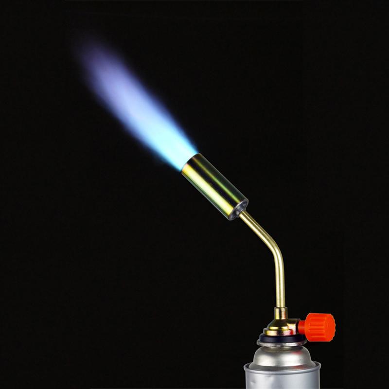 виды пламени газовой горелки котла из курса газовиков