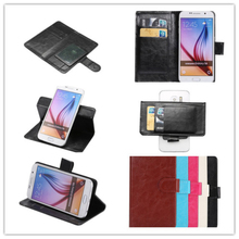 Buy HomTom HT17 pro HomTom HT3 pro HomTom HT7 pro Phone case New Fashion 360 Rotation PU Leather Ultra Thin Flip Cover for $3.98 in AliExpress store