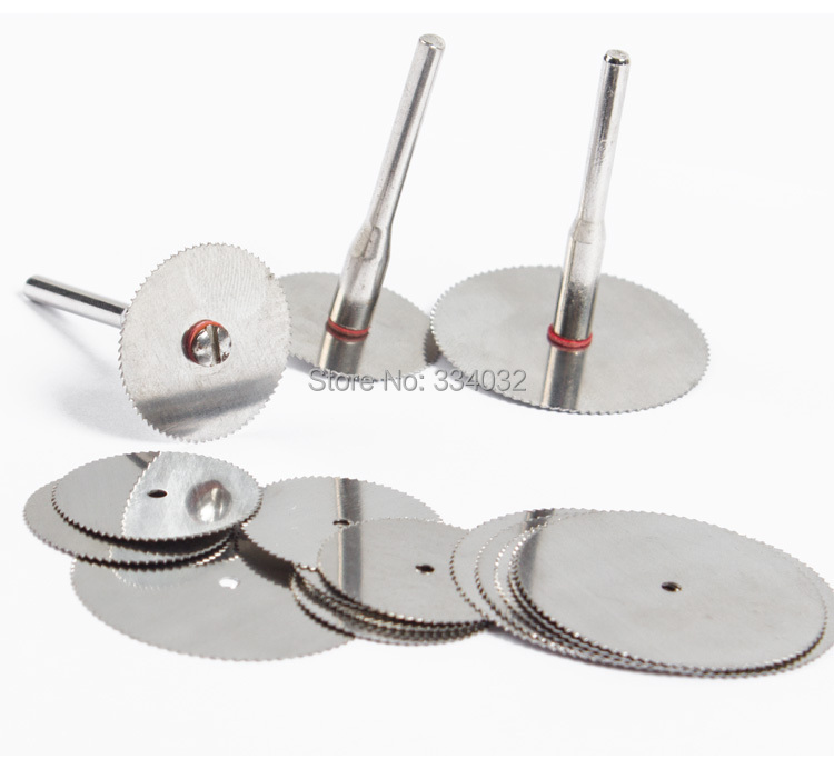 5x 32mm metal cutting disc dremel rotary tool circular saw blade dremel cutting tools for woodworking