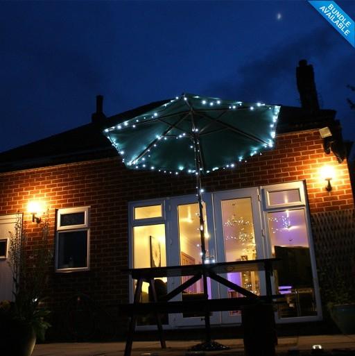 Super 2pcs/Lot 100 LED Solar Fairy Lights Christmas decor Solar Powered Landscaping Battery Light String <br><br>Aliexpress