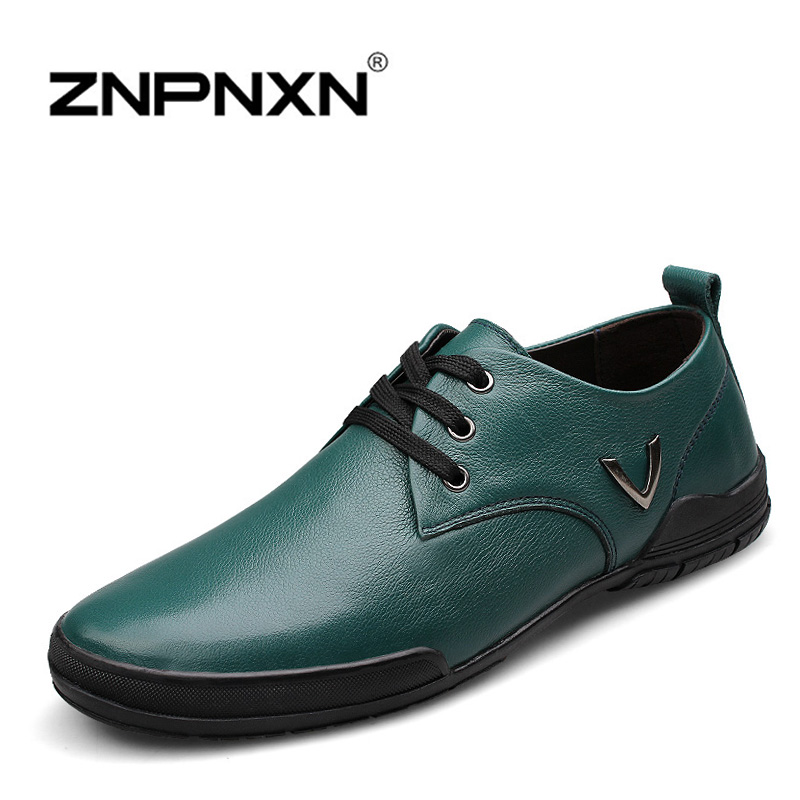 Handmade Genuine leather Men summer flat dress shoes, top quality original brand men oxford shoes(China (Mainland))