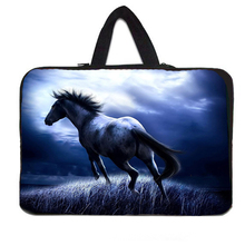 9.7 10 12 13 15 inch laptop bag tablet sleeve case with handle PC handbag 13.3 15.6 11 14 inch computer notebook cover pouch(China (Mainland))
