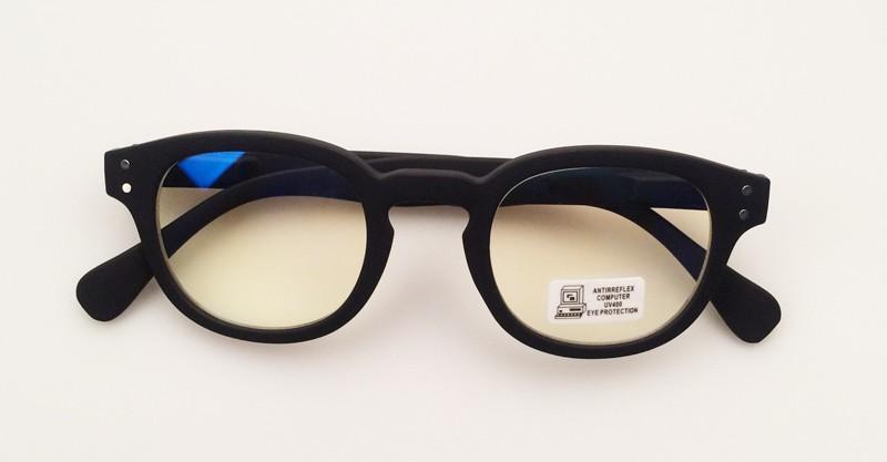Europe style  Men women eyeglasses computer lens SCREEN protective eyeglasses blue light stop 38%  christmas gift case included