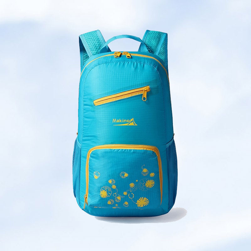 Makino ma outdoor folding bag ultra-light backpack female male light hiking mountaineering - Fanmao Bags CO.,LTD store