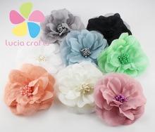 8-9cm Artificial silk flower The camellia flower wedding flowers decoration diy 3pcs/lot 027017013(China (Mainland))