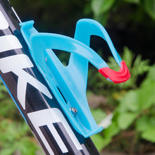 Buy INBIKE Bicycle Water Bottle Holder MTB Road Bike Cycling Bottle Cage Fluorescence Plastic Cages 4 Colors for $7.92 in AliExpress store