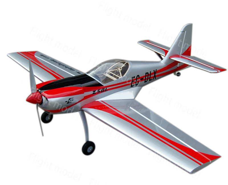 """HAIKONG ZLIN 50E 58 inch 58"""" Wooden Electric RC Fixed Wing Airplane Model Radio Controlled Aircraft A122 US Stock(China (Mainland))"""