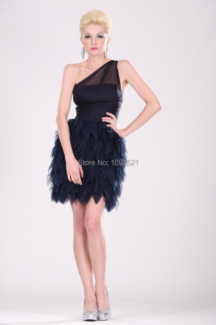 Fluffy Short Dresses  Cocktail Dresses 2016