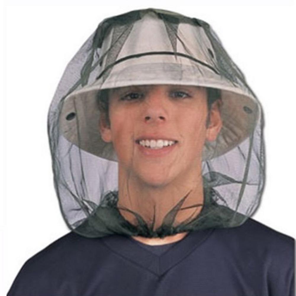 Как сшить москитную сетку на голову