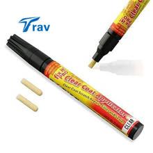 10pcs/set Fix It Pro Car Scratch Repair Remover Pen Clear Coat Applicator Tool for Simoniz(China (Mainland))