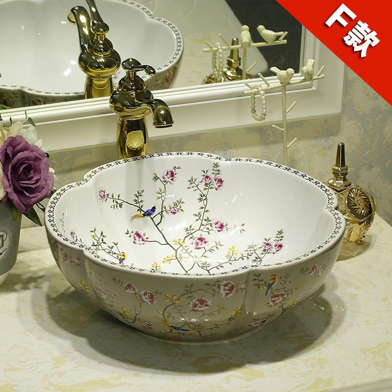 Wash Basin Sink Price : sinks china wash basin Ceramic Counter Top Wash Basin Bathroom Sinks ...