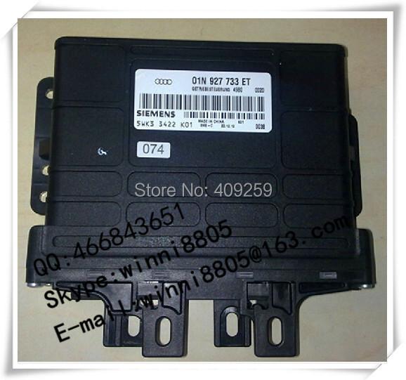 Engnine Control Unit (ECU) / For Passat car Gearbox Computer / wave box computer / 01N927733ET / 01N 927 733 ET(China (Mainland))