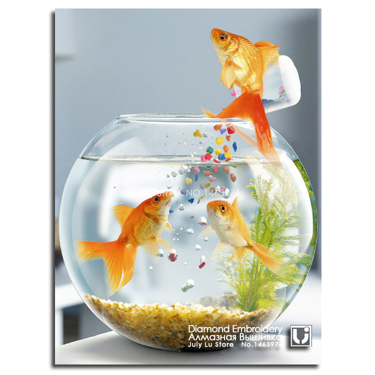 Fish jumping animation reviews online shopping fish for Aquarium decoration for goldfish