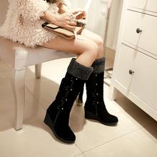 POADISFOO 눈 Boots 대외 Trade 제조업체들 에 대신을 의 다 사면 와 눈 Boots (High) 저 (부츠 Spot. XJ-hyl728(China)