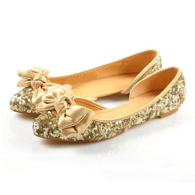 Find gold flats from a vast selection of