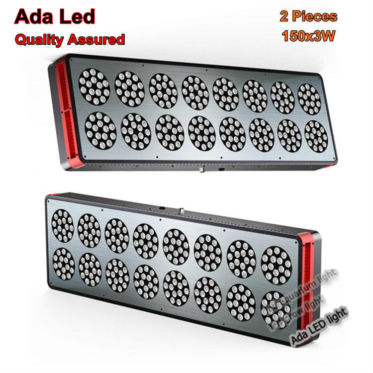 High Power Led Grow Light Apollo Led 12 Two Panels 430W Full Spectrum Indoor Grow Greenhouse Garden Hydroponic Lamp