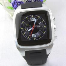 3 г WCDMA WiFi Android телефон Smartwatch PW306 с камерой Bluetooth GPS — смартфон носят часы воспроизведения Mp3 наручные S16
