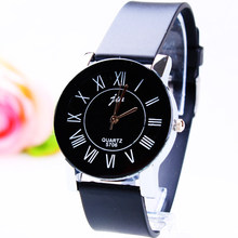 Hot sale 2015 new fashion casual black color alloy quartz watch silicone brand name JW best