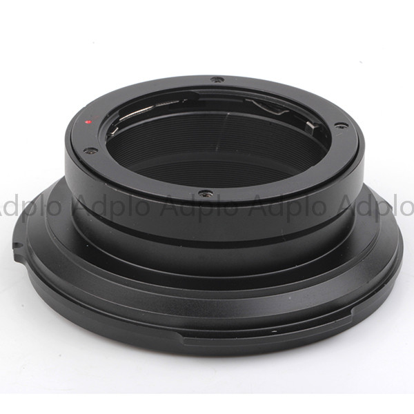 Pixco Lens Mount Adapter Suit Contax Yashica Lens SONY FZ mount Adapter PMW-F3 F5 F55 F Video Camera