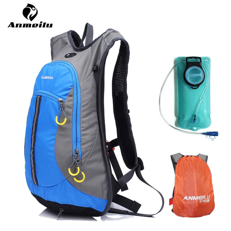 ANMEILU Outdoor Sport MTB Bike Bicycle Cycling Water Bag Waterproof Camping Climbing Hiking Travel Backpack 15L Men Women<br><br>Aliexpress