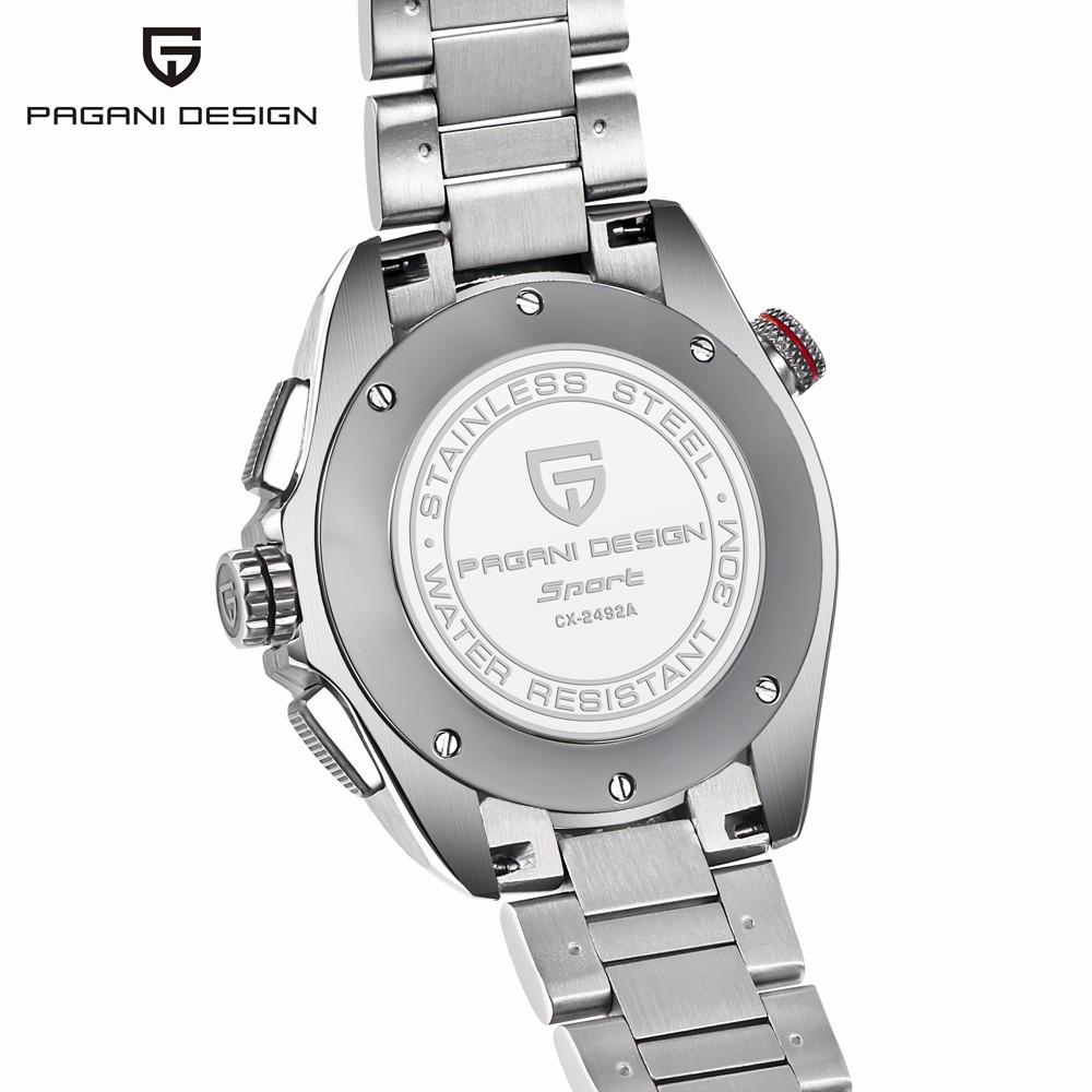 Лучший Бренд Класса Люкс Хронограф Часы Мужчины Водонепроницаемый Спортивные Кварцевые Часы Мужские Военные Наручные Часы Мужчины Часы reloj hombre