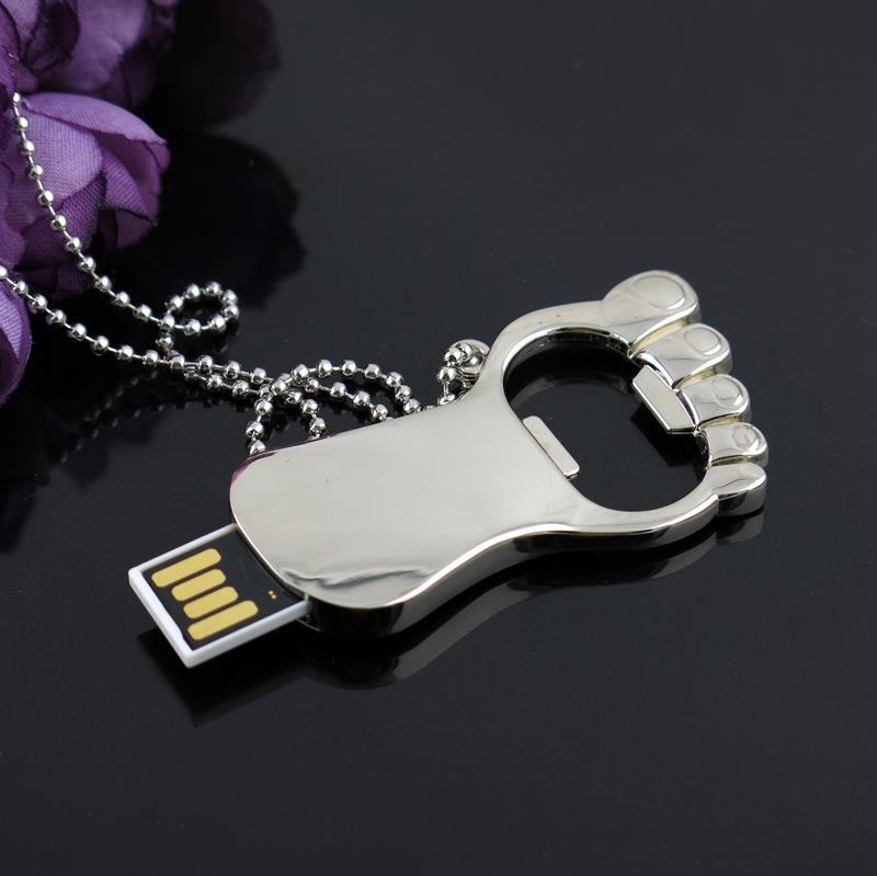 Hot Sale Beer Bottle Opener Key Chain Usb Flash Drive Memory Stick Drives 64GB 8GB 16GB Usb /Pen / Car/Flash Disk Key 32GB 512GB(China (Mainland))
