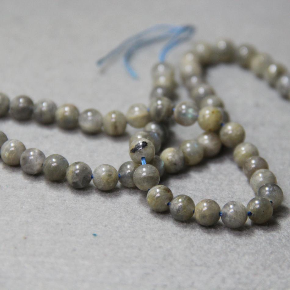 6mm Fashion DIY Natural Indian Labradorite Jade beads Flash Round beads Light stones Jasper Jewelry making design wholesale(China (Mainland))