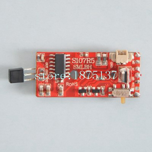 Free shipping Syma S107 S107G parts receiver syma S107G RC Helicopter spare parts PCB board Circuit board(China (Mainland))