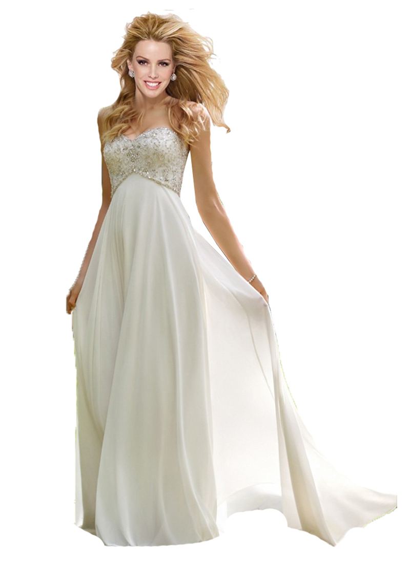 Chiffon Simple Bridal Gown Cheap Wedding Dresses Made In