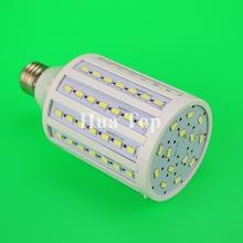 Buy 5pcs/lot 12W 15W 25W 30W 40W 50W AC 110V 220V LED Corn Bulb Lamp E27 B22 E14 5730 SMD Cree Chip Warm white/Cool White Lampada for $12.76 in AliExpress store