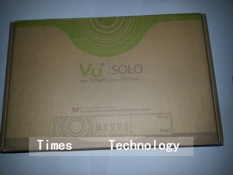 hot selling!!!2pcs/lotVu Solo,vu solo DVB-S2 HD Linux Satellite Receiver Support Future Update Version PVR(China (Mainland))