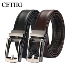 Buy CETIRI 2017 Newest Designer Belts Men High Cow Genuine Leather Automatic Buckle Ceinture Mens Belts Strap Luxury for $8.99 in AliExpress store