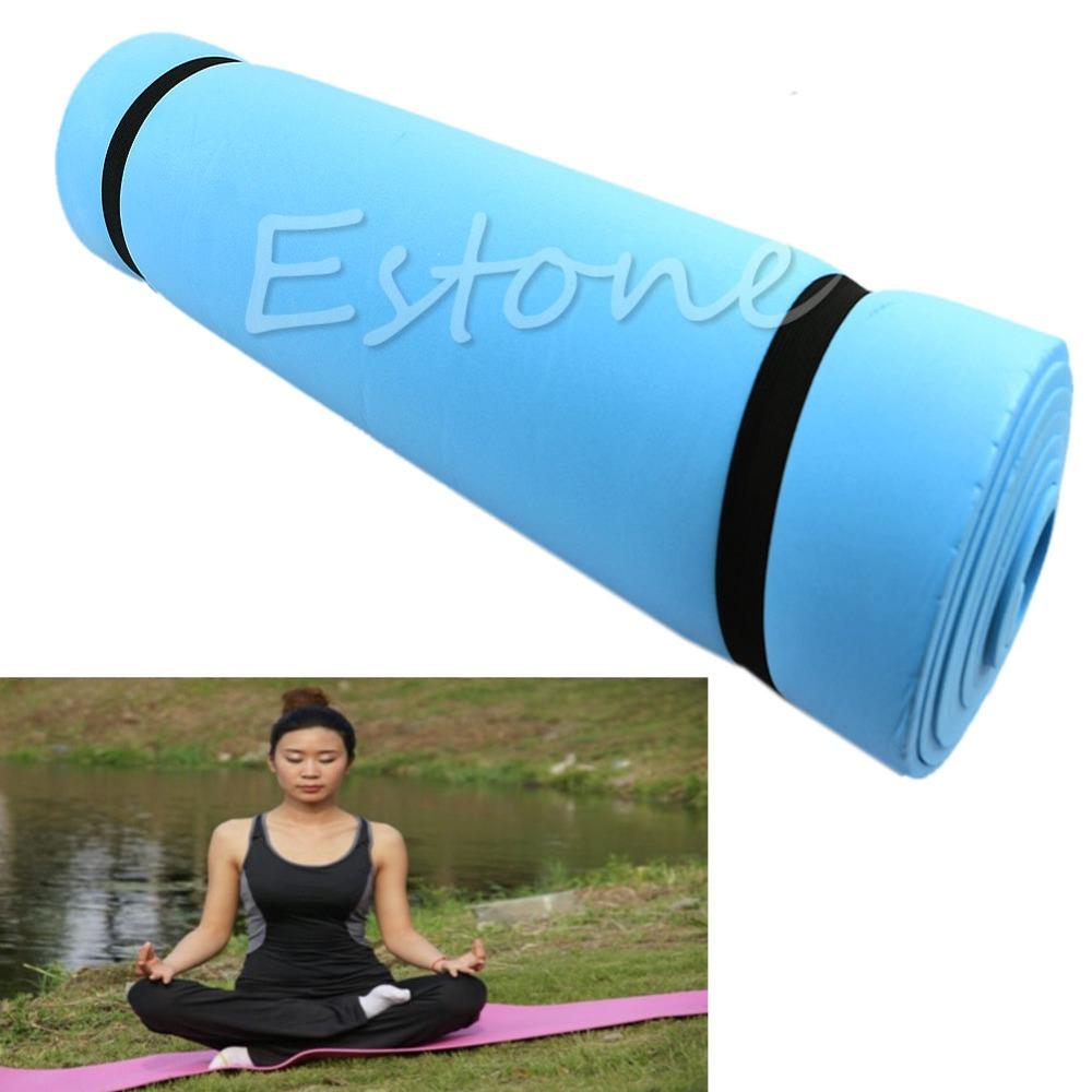 Dampproof Eco friendly Sleeping Mattress Yoga Mats