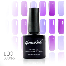 100 Color Nail Gel Polish Gel Long-lasting Soak-off LED UV Gel High Quality Nail Polish Hot Nail Gel 10ml/Pcs Nail Art Tools-NG1