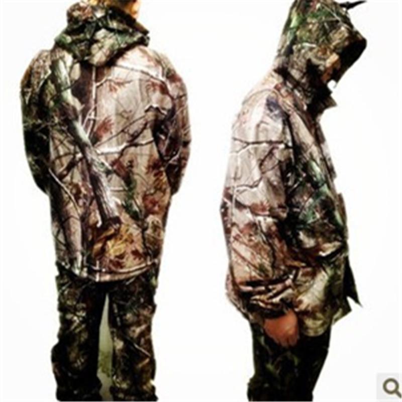 free shipping 1 set winter waterproof camouflage