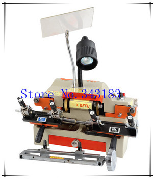Model 100-E1multi fuctional key machine.vertical car key making machine .tubular key cutting machine.