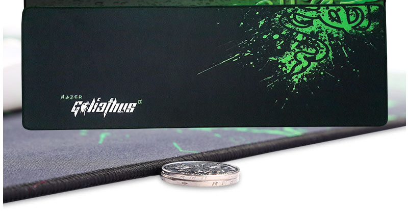 New High Quality Large Size 600x300x2MM Rubber Razer Speed Game Mouse For LOL Gaming MousePad Mat(China (Mainland))