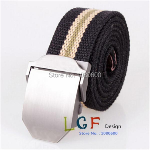 Wholesale  120cm  custom  blank plate buckle CANVAS BELTno logo outdoor web canvas belt witОдежда и ак�е��уары<br><br><br>Aliexpress