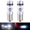 2Pcs High Power White 1156 100W 1000LM 20SMD Car Reversing Light 360 Degree Beam Angle Turn