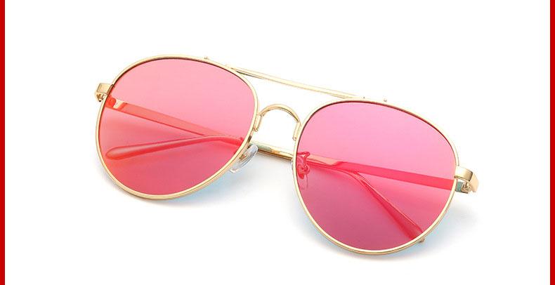 2016 Hot Women and man pilot sunglasses ,high street girls sunglasses female change colors Sun glasses free shipping MH125(China (Mainland))