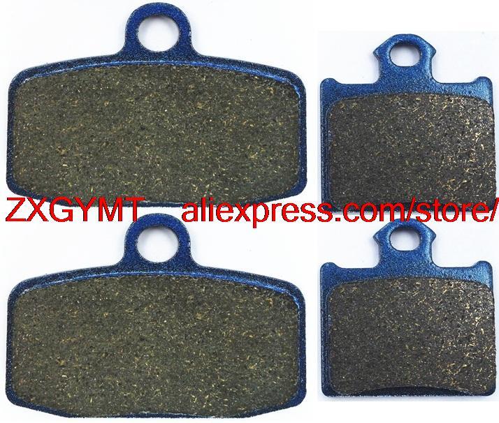 Motorcycle Semi Metallic Brake Pads fit for KTM SX85 SX 85 2012 & up(China (Mainland))