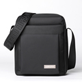 8 Inch Men High Quality Conference Briefcase Male Business Laptop Bag Simple Crossbody Bags For Teenage