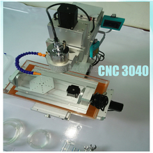 Free by DHL 1PC New 5 axis cnc machine CNC 3040 engraving machine,Ball Screw Table Column Type woodworking cnc router