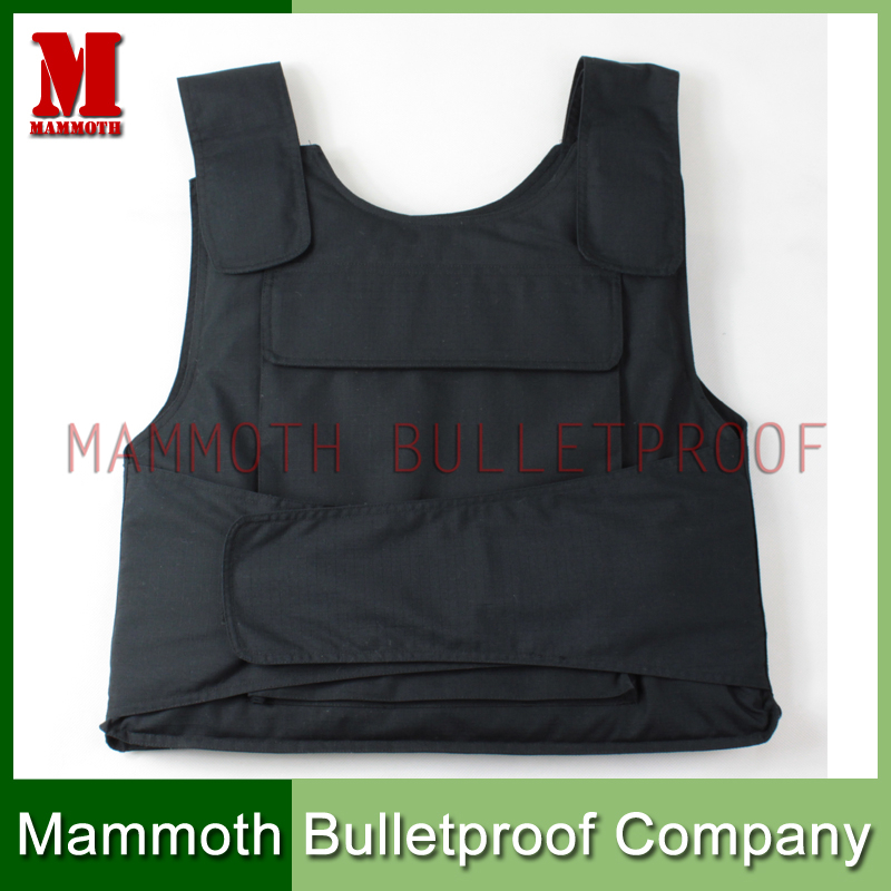 kevlar IIIA bulletproof vest for 9mm (internal body armor)(China (Mainland))